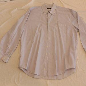 Barney's New York Men's Dress Shirt
